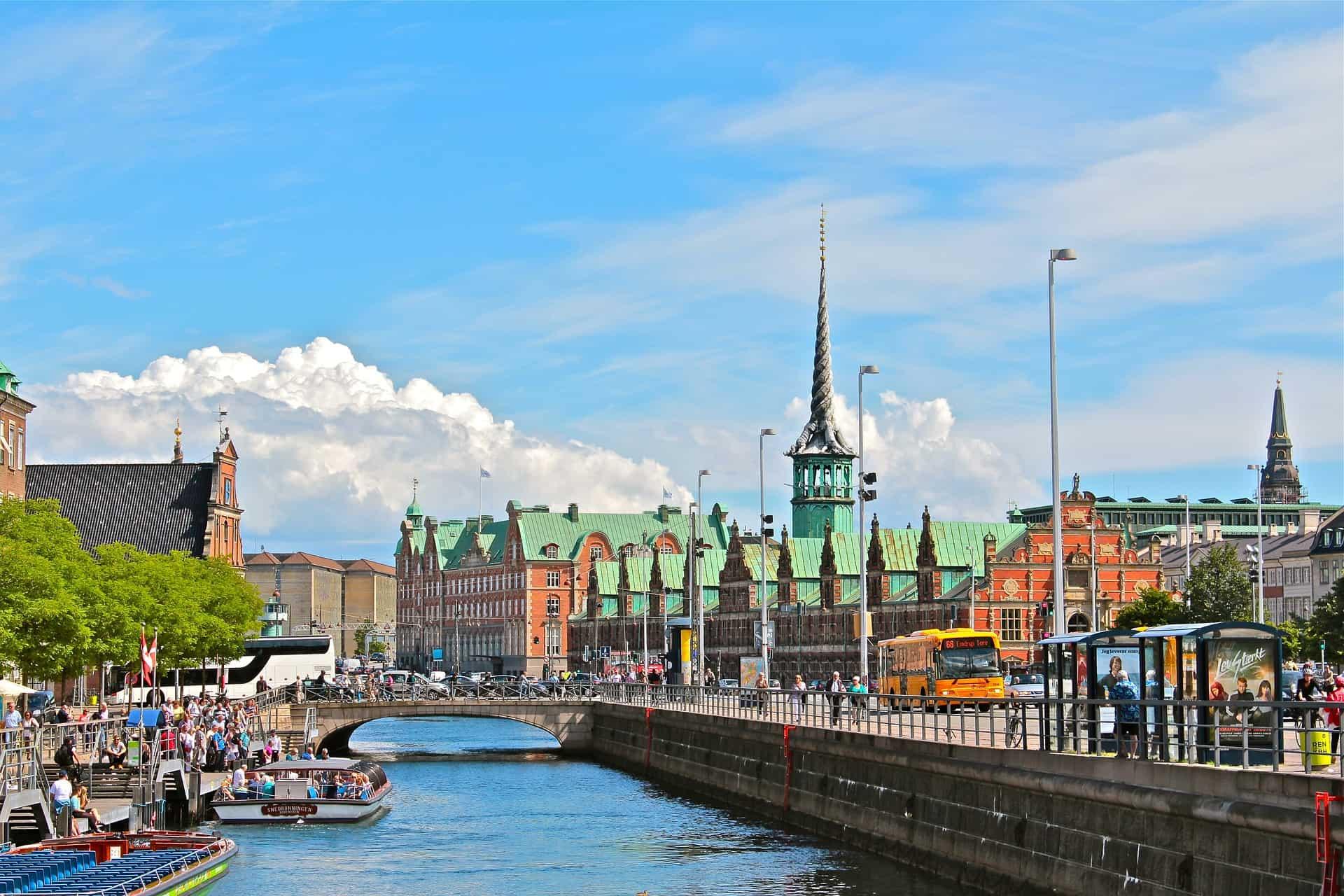 Flug Kopenhagen nur 4,49€ - Städtereise Dänemark