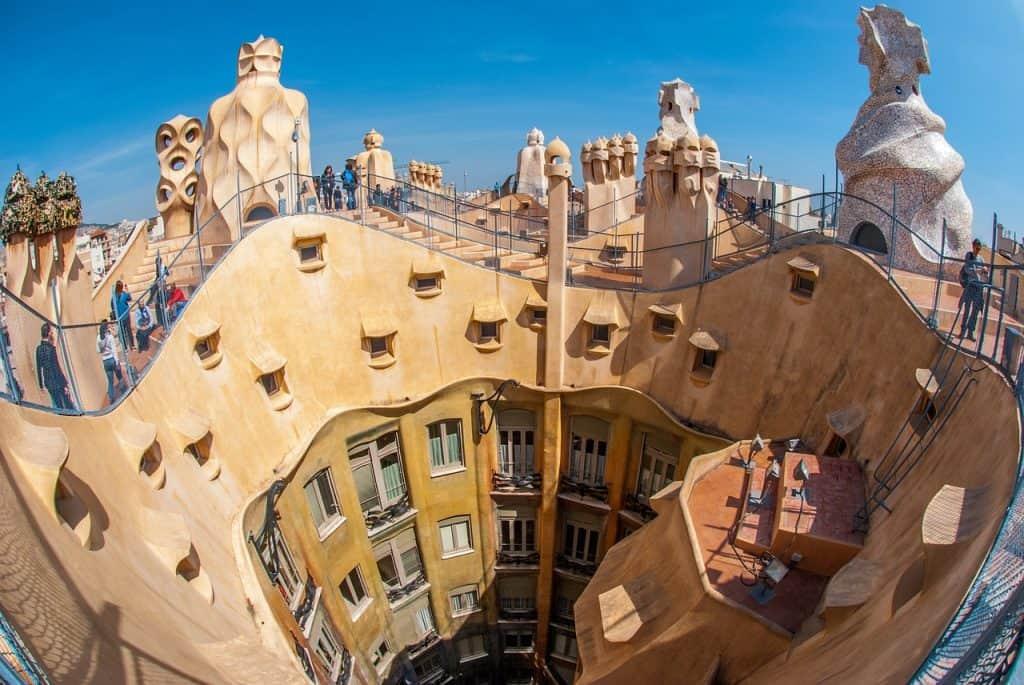 Gaudi einen besuch Wert