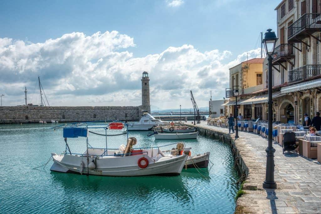 Griechenland Ferien - Kreta Last Minute Deals zum Tiefpreis