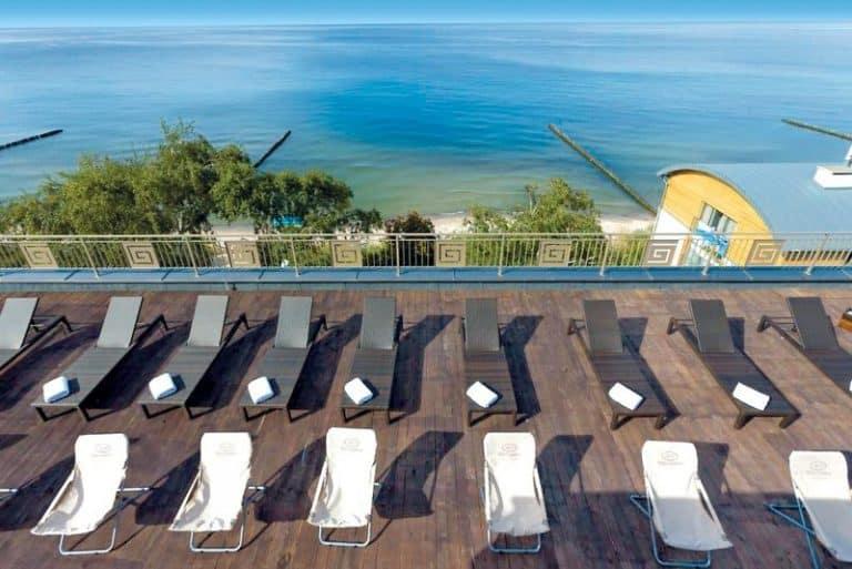 Henkenhagen das 4 Sterne Hotel Grand Kapitan Med. & Spa