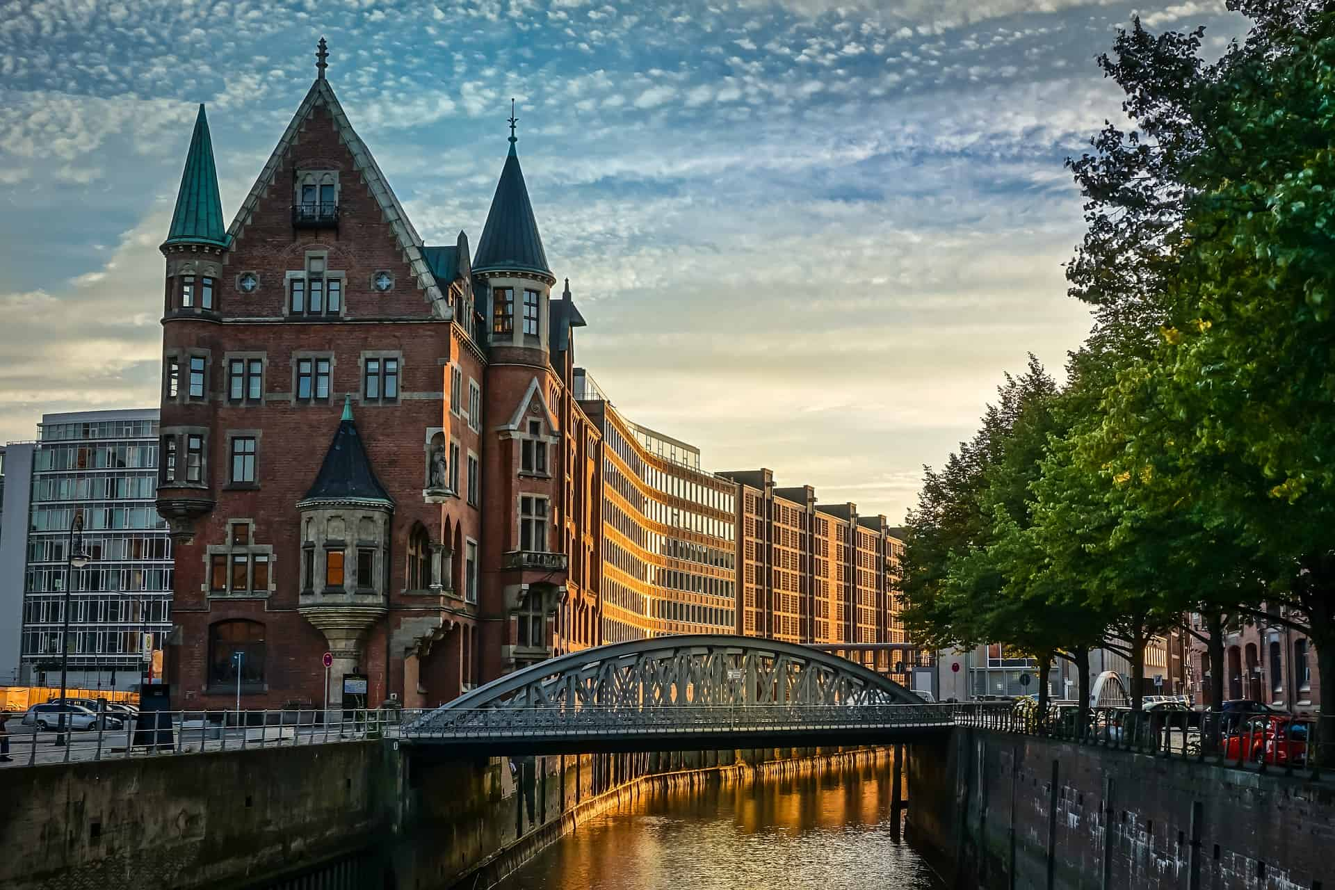 Miniatur Wunderland Hamburg + Hotel Modeleisenbahn