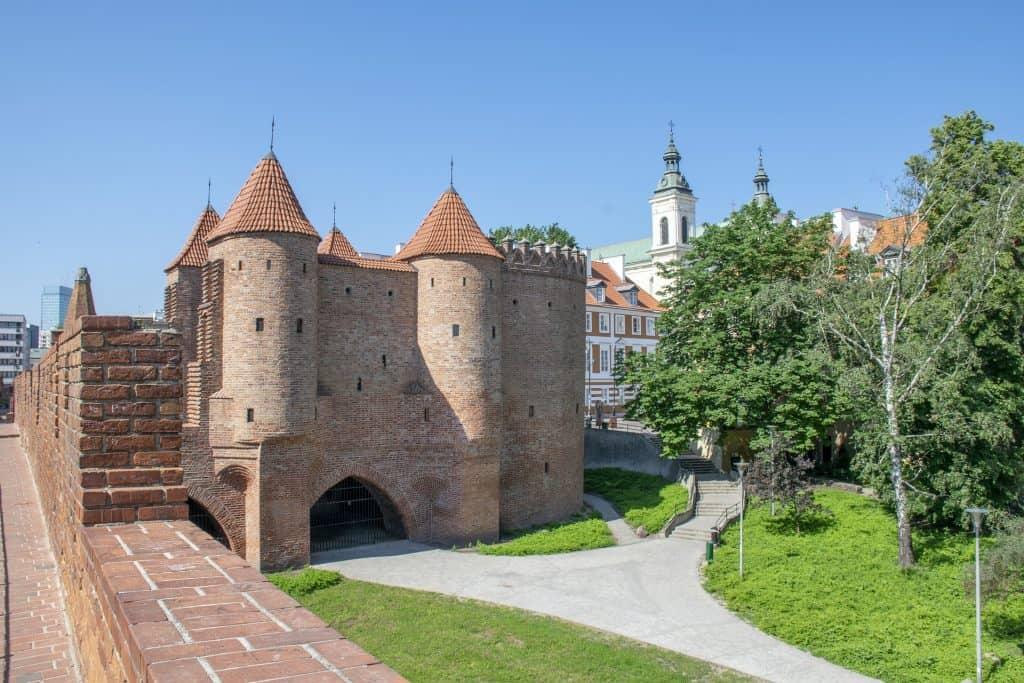 Sehenswürdigkeiten über europäische Geschichte