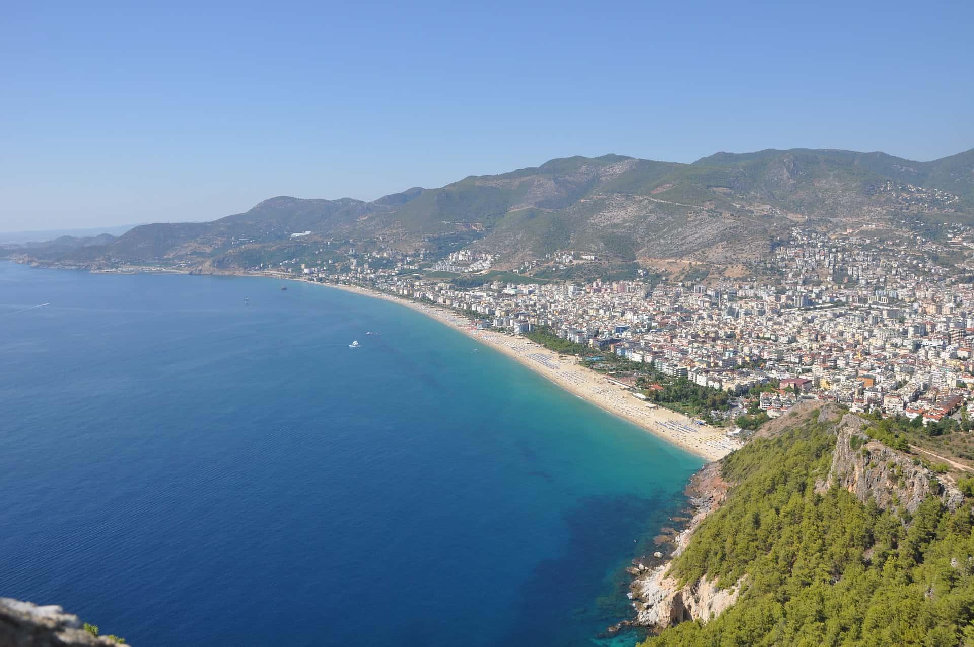 Sunstar Beach Hotel 4 Sterne Alanya All Inclusive Urlaub zum Tiefpreis
