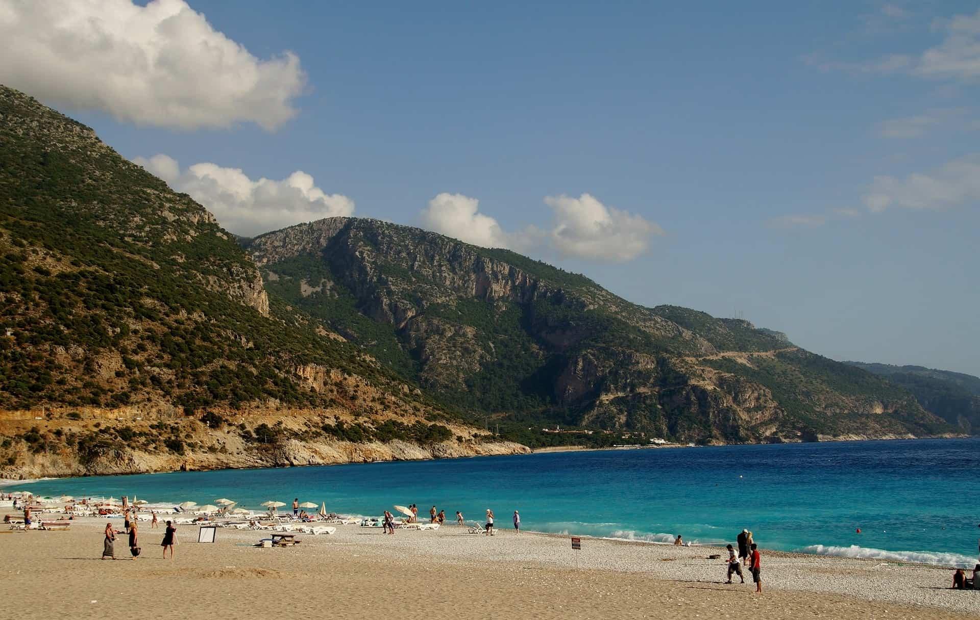 Last Minute Side Ferien an der türkischen Riviera