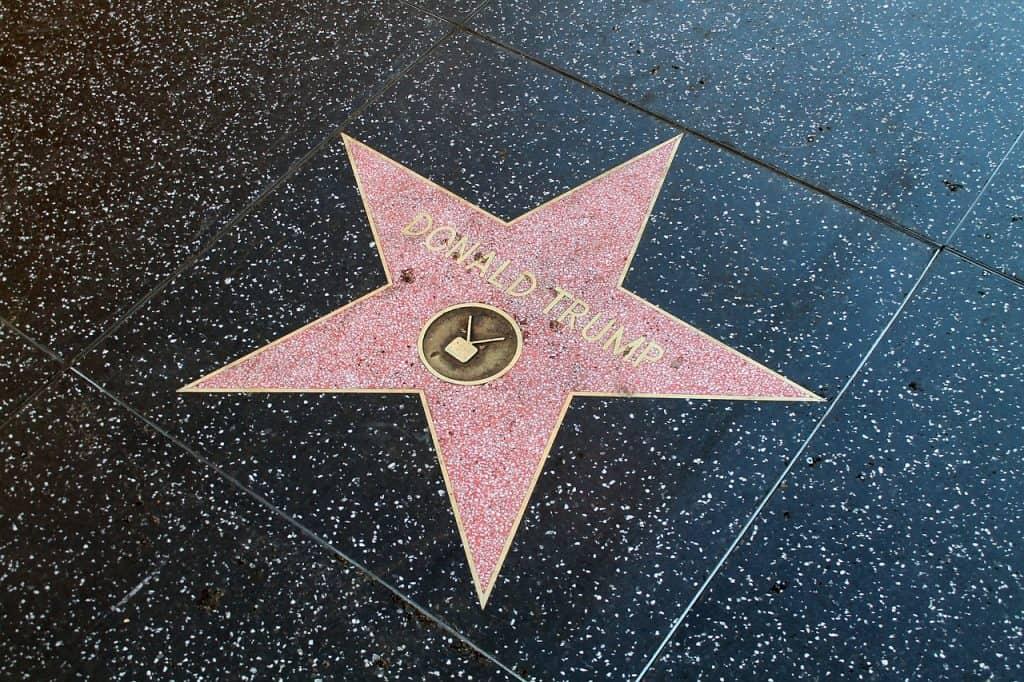 Walk of Fame einer der neusten