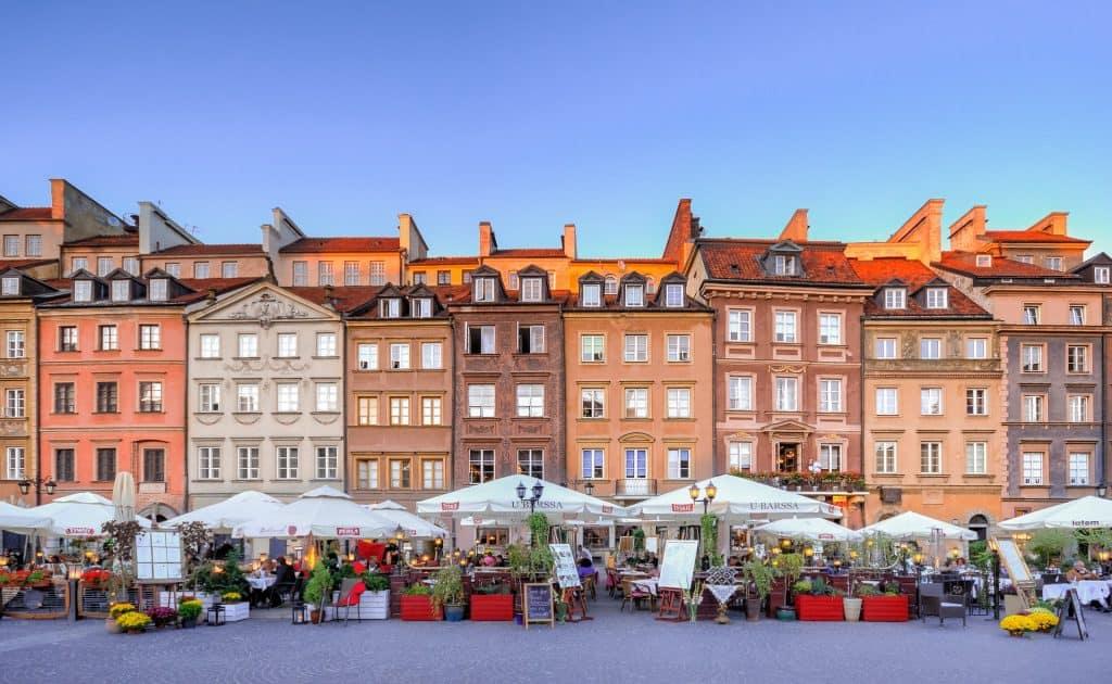 Warschau Städtereise - Polen Urlaub zum Tiefpreis