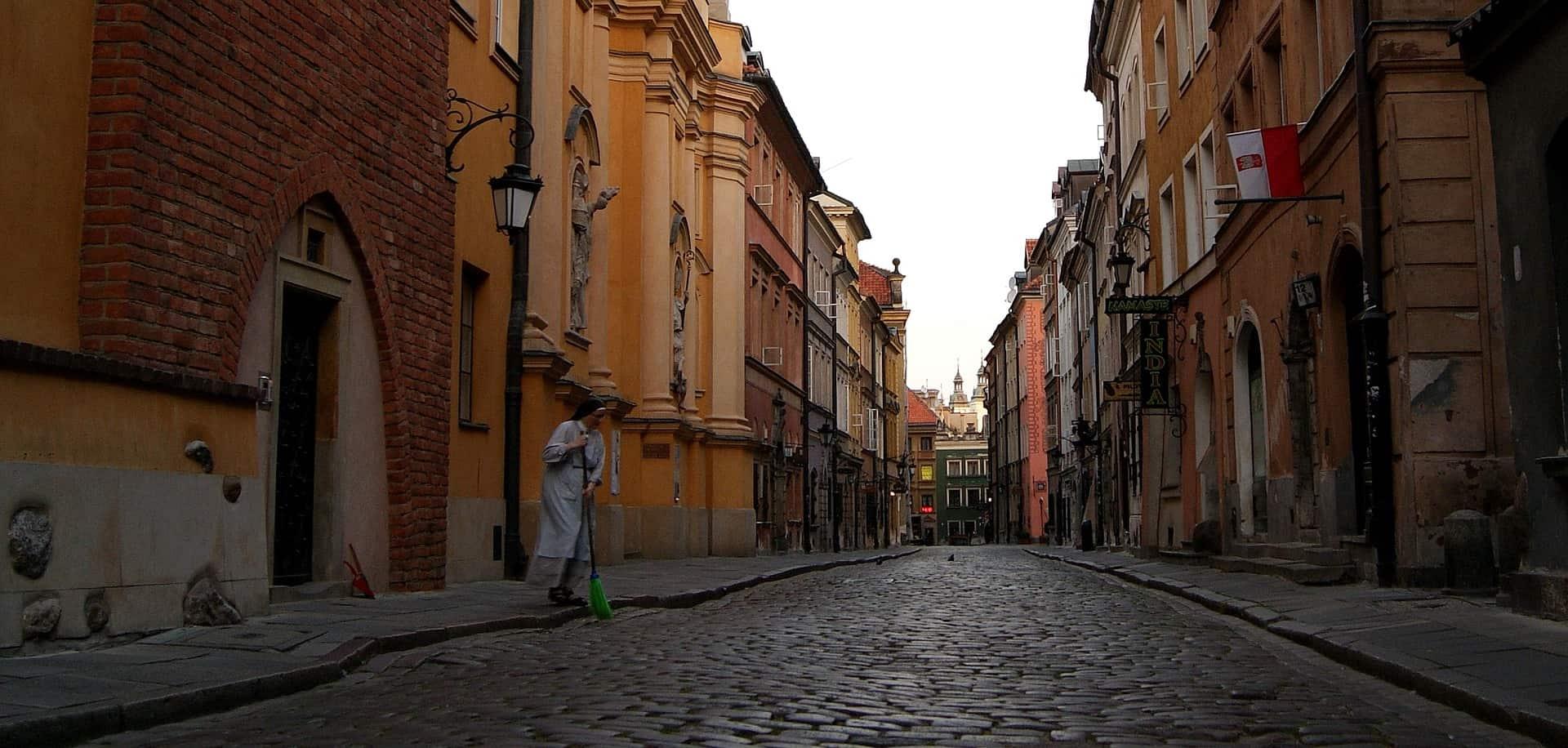 Warschau Städtereise - nur 54,48€ Polen Urlaub