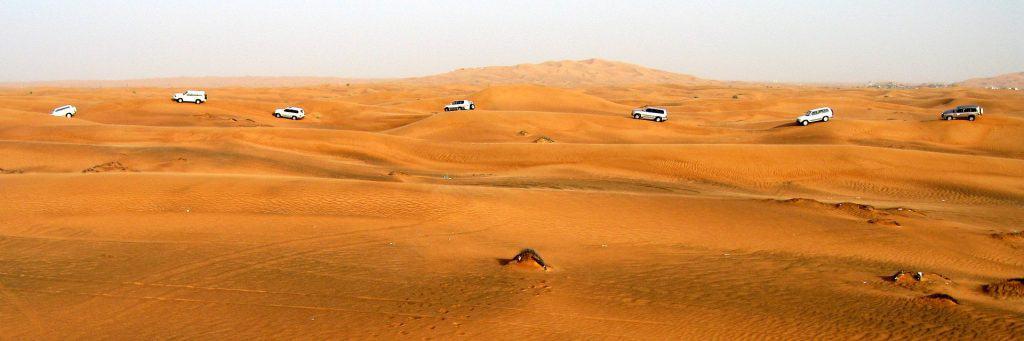 Wüstensafari ganz einfach und bequem Online Buchen & E-Ticket erhalten