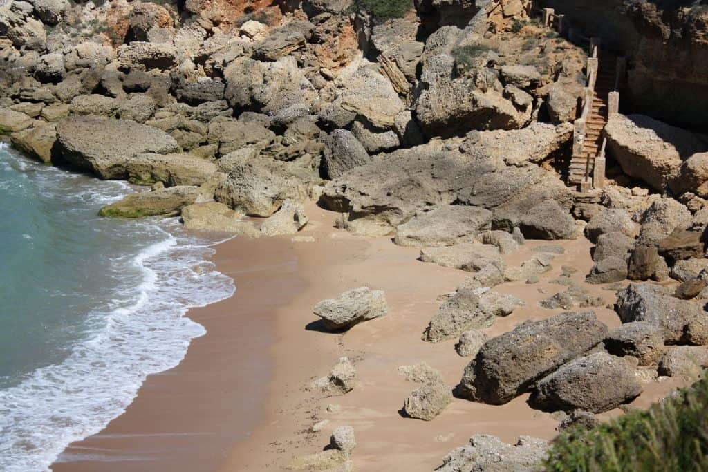 Zahlreiche einsame Buchten erwarten euch im Süden von Spanien