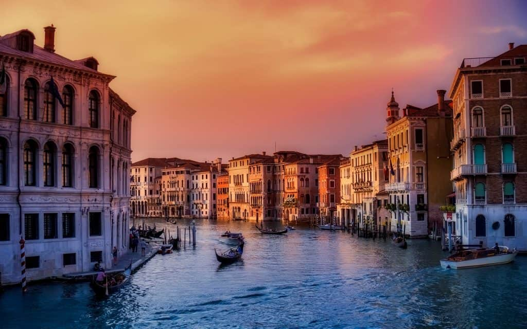 Günstig Venedig entdecken - Gondelfahrten