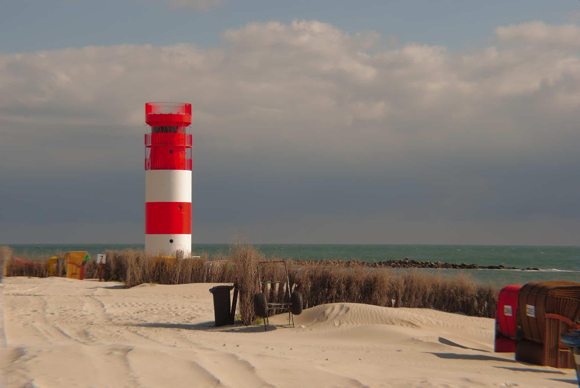 Helgoland Urlaub - ab 66,00€ die Nacht 4 Nordsee
