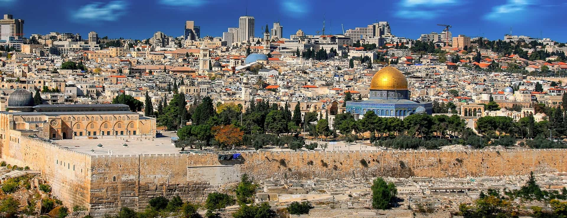 Jerusalem Städtereise - nur 275,61€ für 5 Nächte | Pauschalreise 1