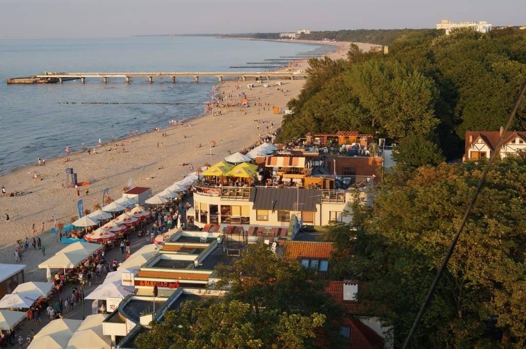 Kolberg Urlaub an der polnischen Bucht - All Inklusive im drei Sterne Spa & Hotel