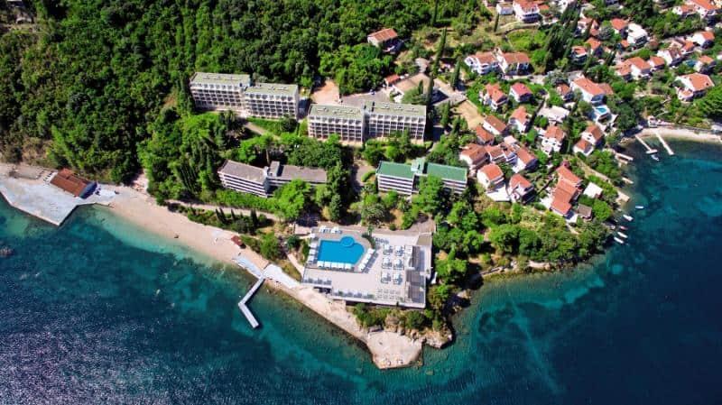 Montenegro Urlaub mit Flug günstig eine Woche nur 175,00€ Halbpension 1