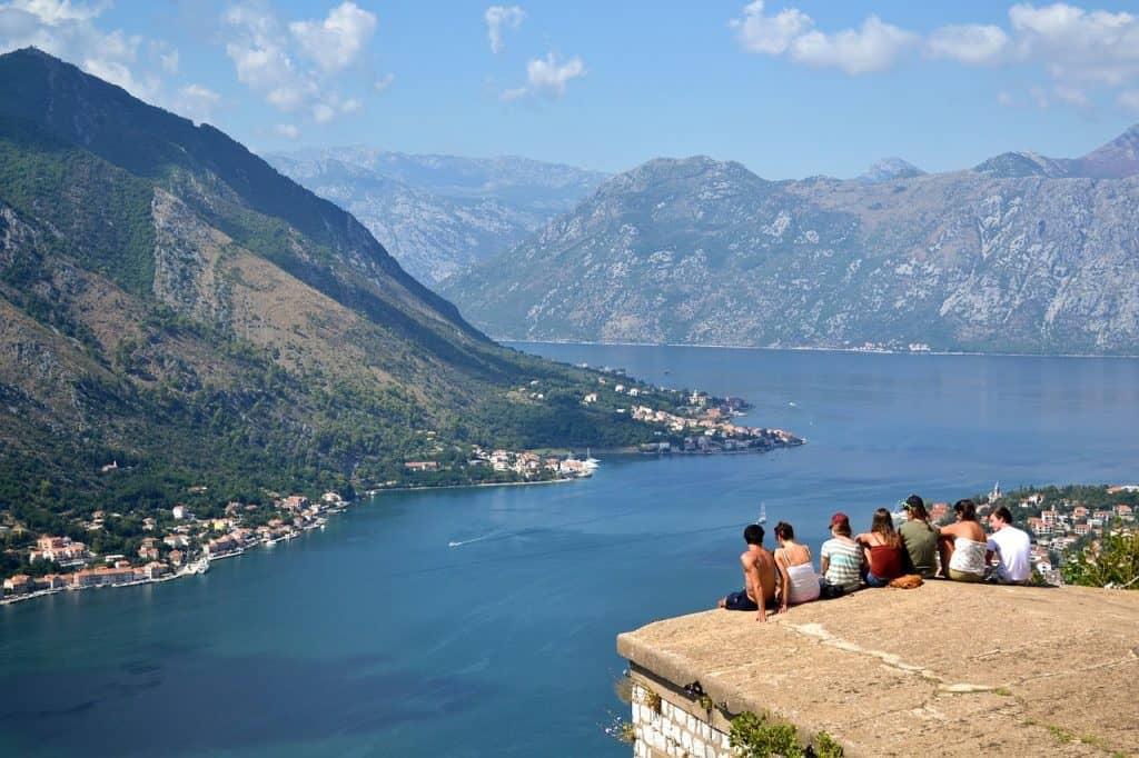 Urlaub in Montenegro