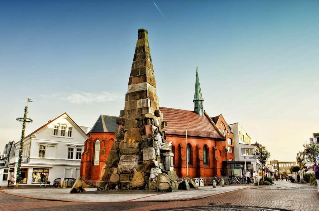 Orstkern - Norderney Urlaub
