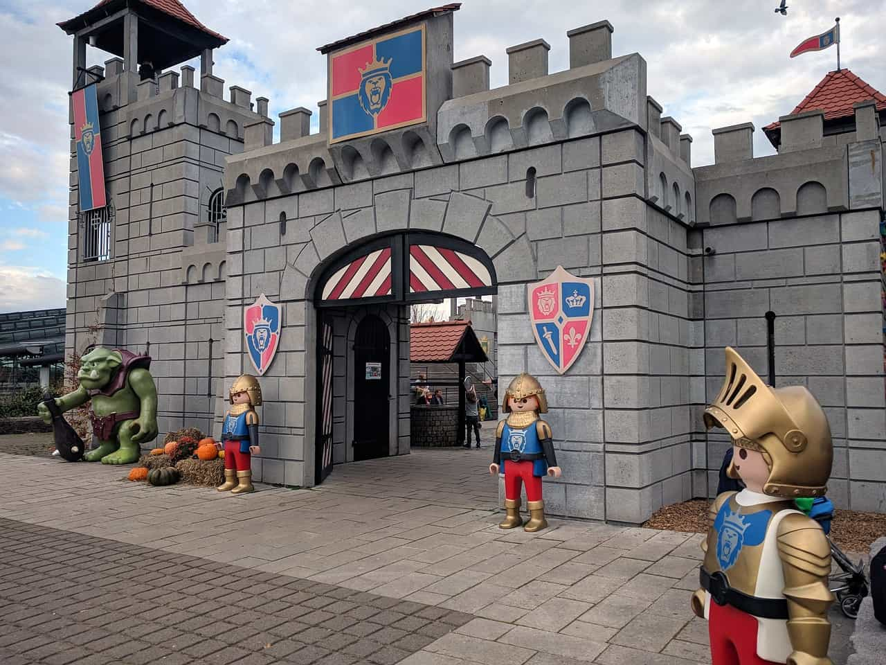 Playmobil Funpark 32% Billiger - Familie nur 122,00€ Tickets & Hotel
