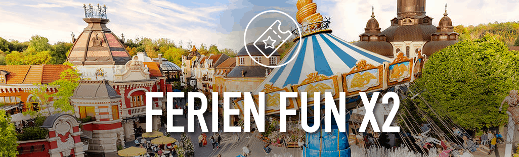 Screenshot Deal Phantasialand Deal - 1 Ticket zahlen 2 Tage spaß