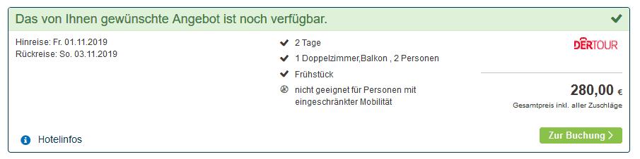 Screenshot Deal Spiekeroog Urlaub auf der Insel ab 140,00€ 3 Spiekeroog Hotel