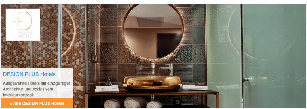 Screenshot -Hotelmarken bei FTI LABRANDA DESIGN PLUS