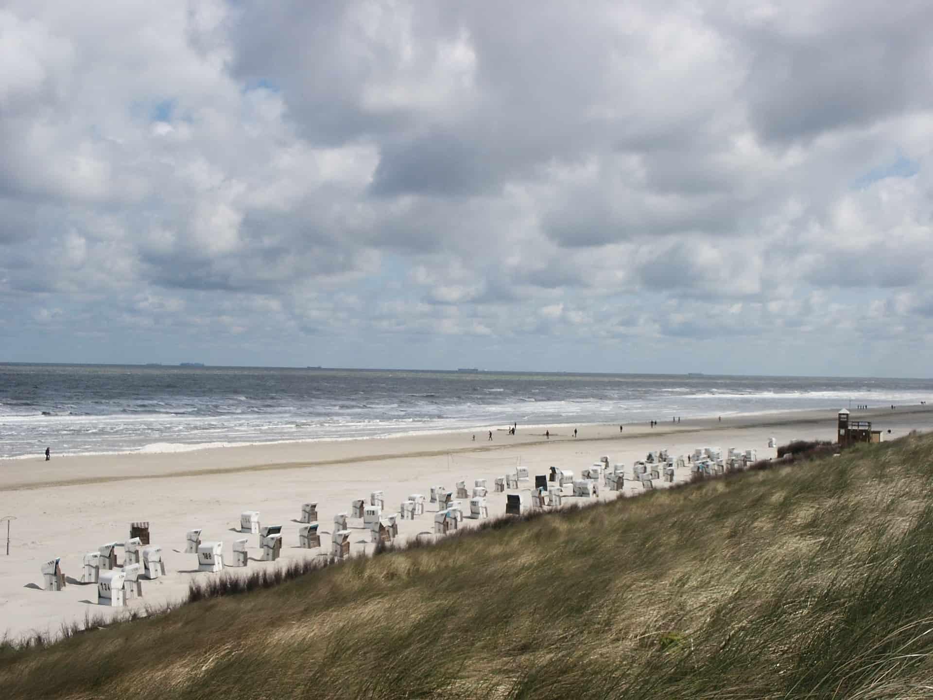 Spiekeroog Urlaub auf der Insel ab 140,00€ 3 Spiekeroog Hotel