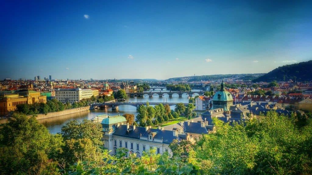 Praha Stadt der Tschechischen