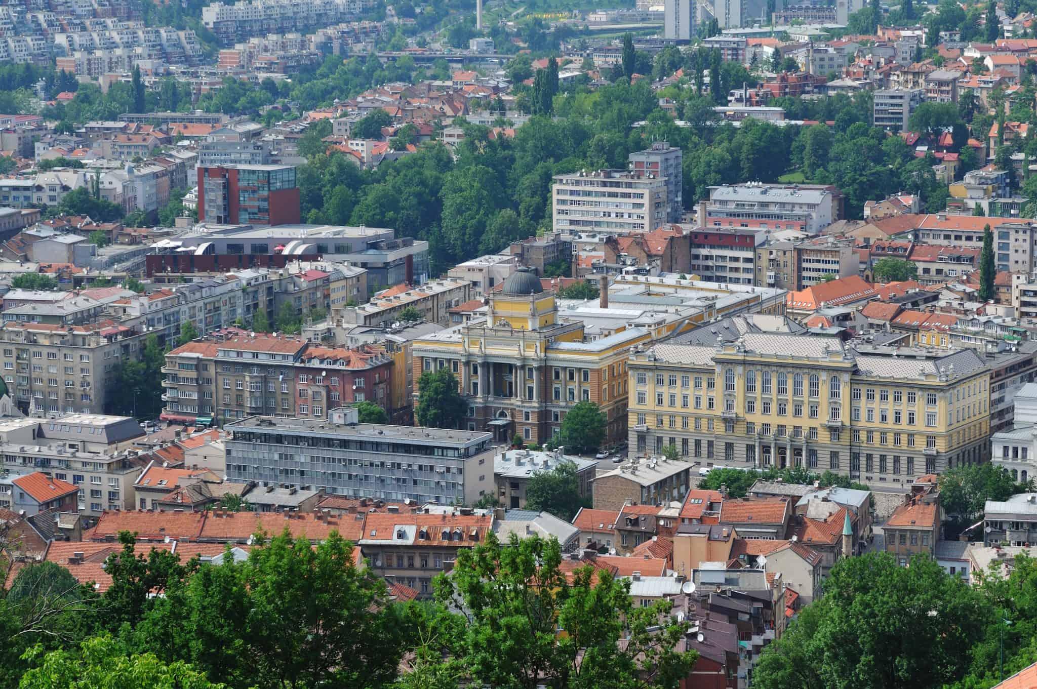 Sarajevo - Flüge nach Bosnien und Herzegowina