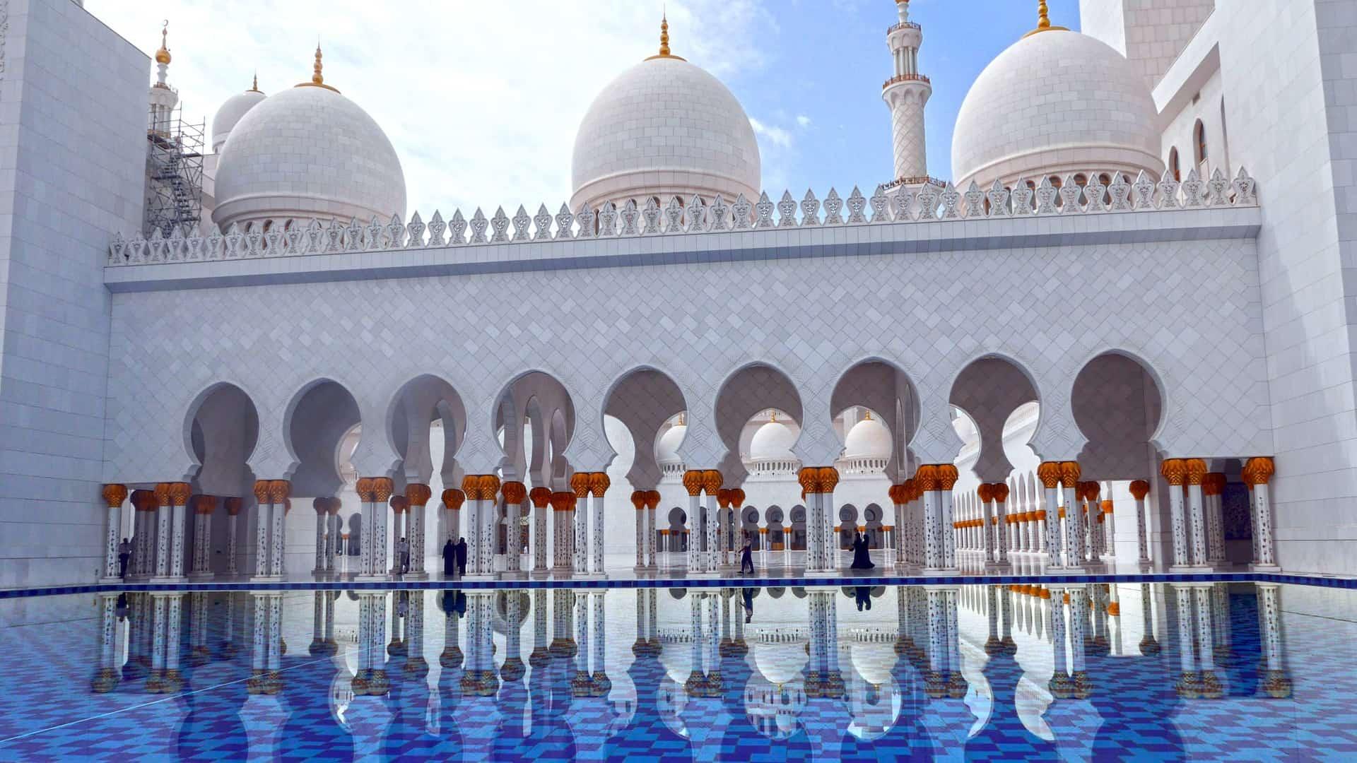 Abu Dhabi 1001 zwischen tradition und moderne Welt - Dubai Kreuzfahrt