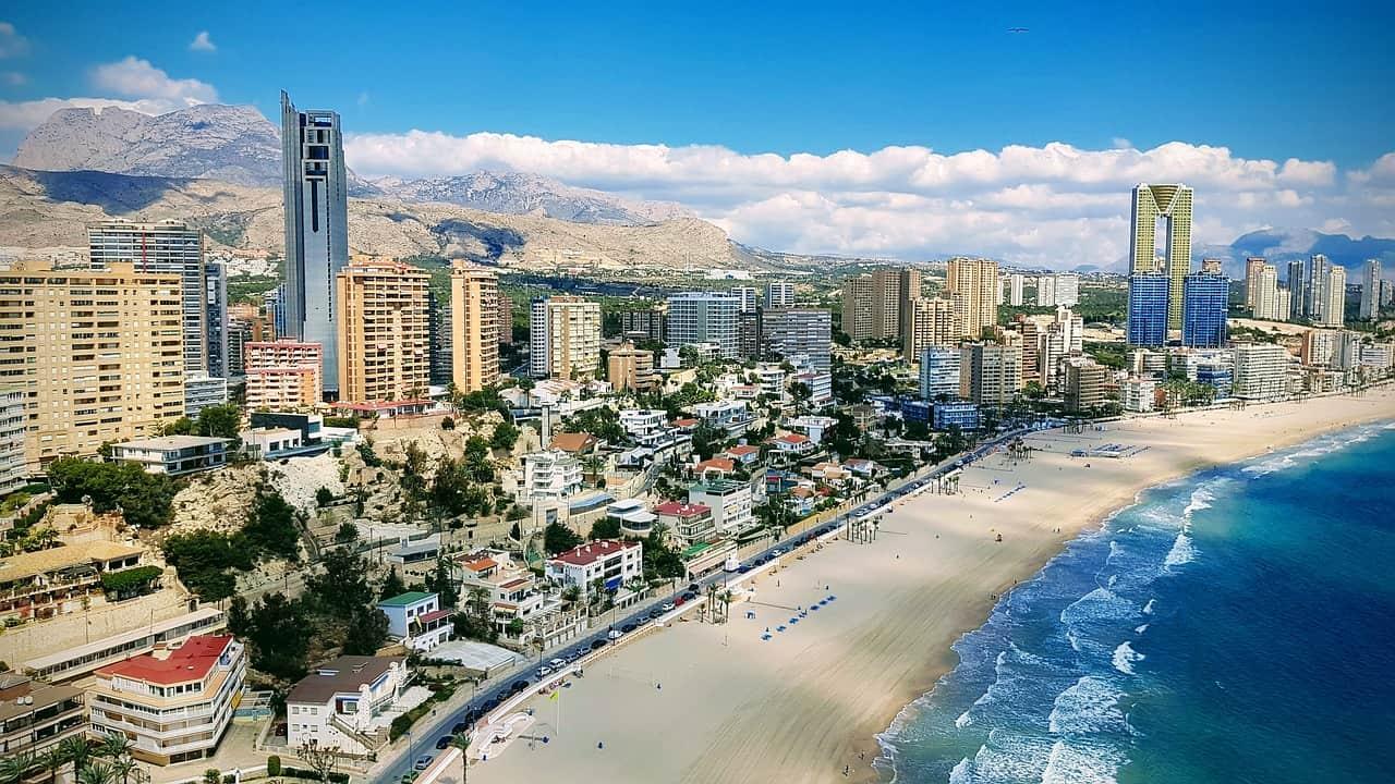 Alicante Flug ab 19,99€ Flüge nach Spanien Billig buchen