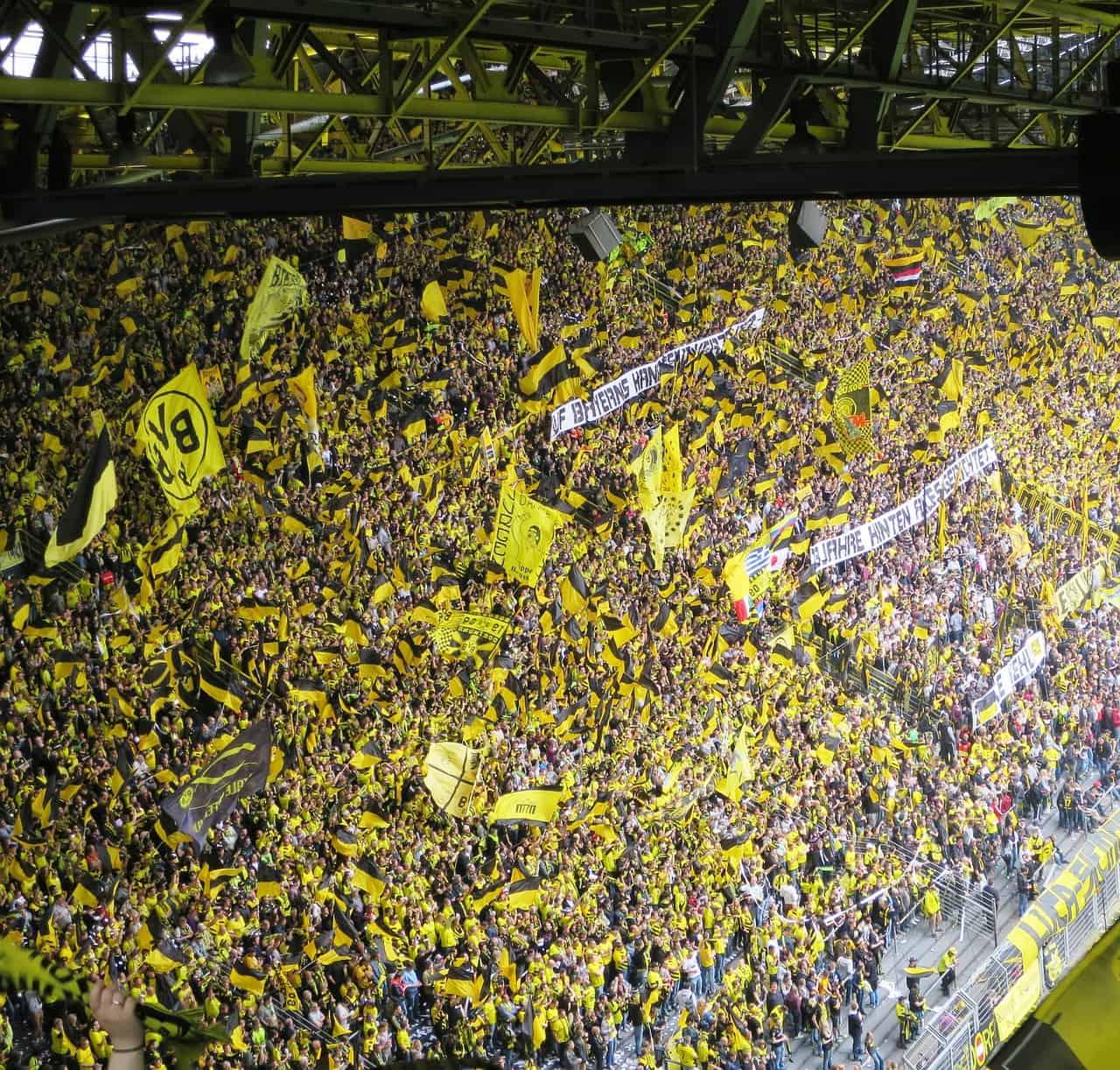 BVB Barcelona nur 295,00€ - Champions League Tickets 1. Spieltag