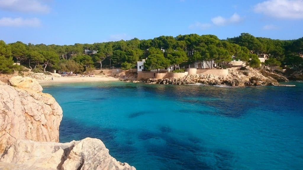 Cala Gat einer der schönsten Buchten Mallorcas