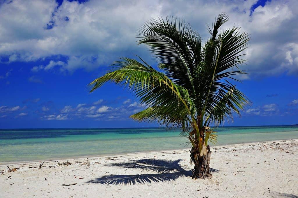 Cayo Santa Maria die Inselgruppe im Norden Kubas