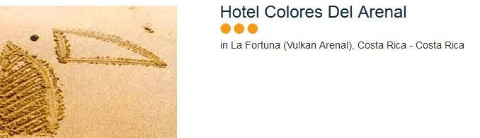 Hotel Colores del Arenal
