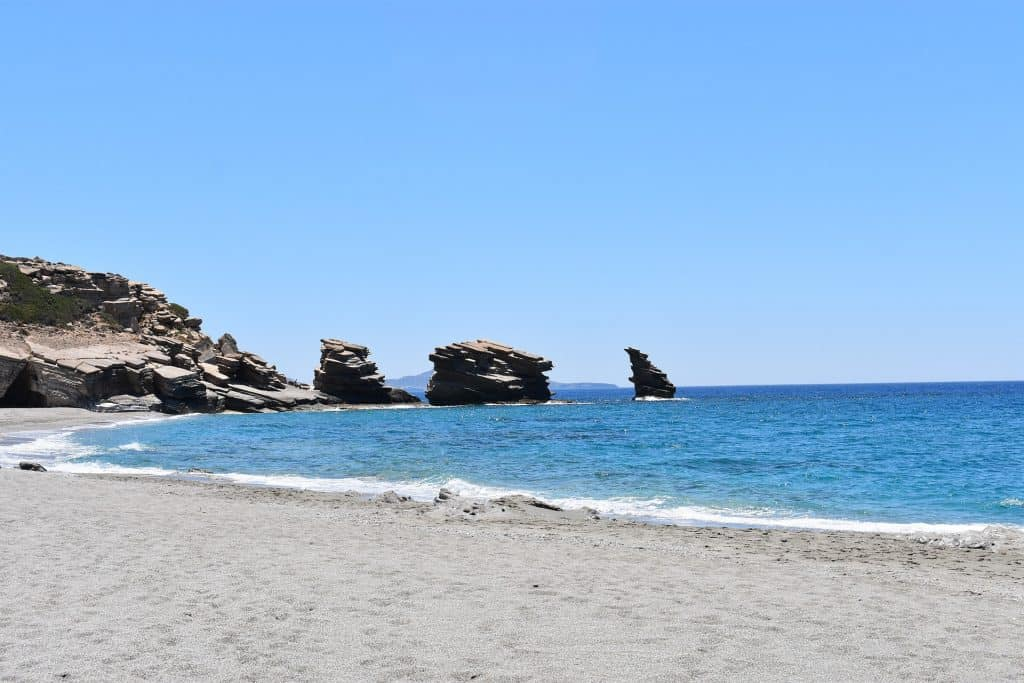 Kato Vouves Urlaub in Griechenland
