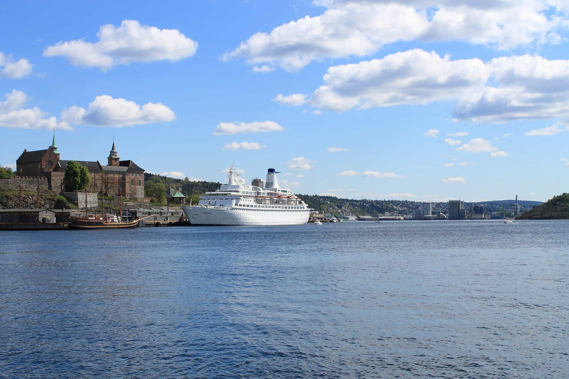 Kiel Minikreuzfahrt nach Oslo nur 79,00€ 3 Tage Ostsee