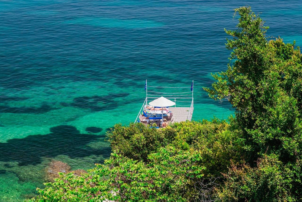 Korfu Lastminute - nur 131,43€ die Woche | Kavos Inseltraum 2