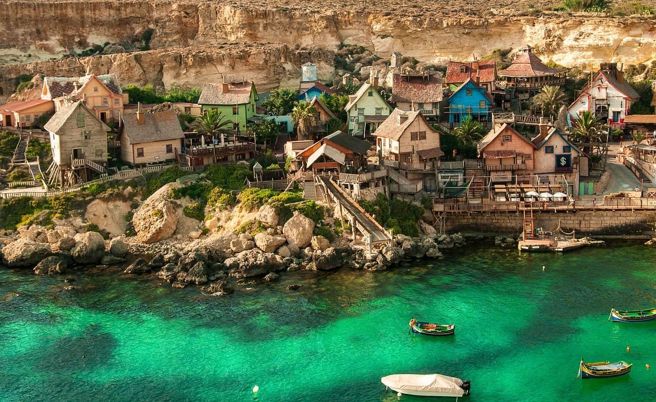 Langzeiturlaub Malta nur 306,02€ - 23 Nächte 3 Pauschalreise