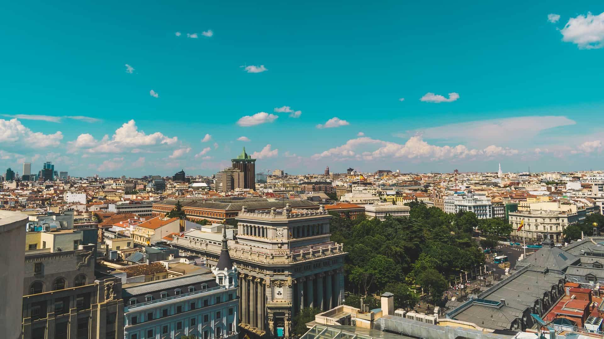 LuxAirtours Schnäppchen - Madrid Städtereise ab 93,00€ Spanien