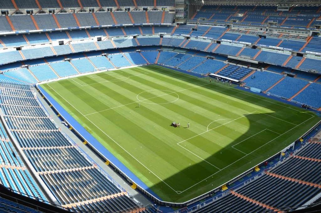 Ob Spieltag oder nicht ein Tagesausflug in das Stadion von Real kann man immer machen