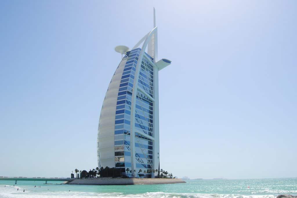 Orient Kreuzfahrten - abfahrt fast immer in den Vereinigten arabischen Emiraten