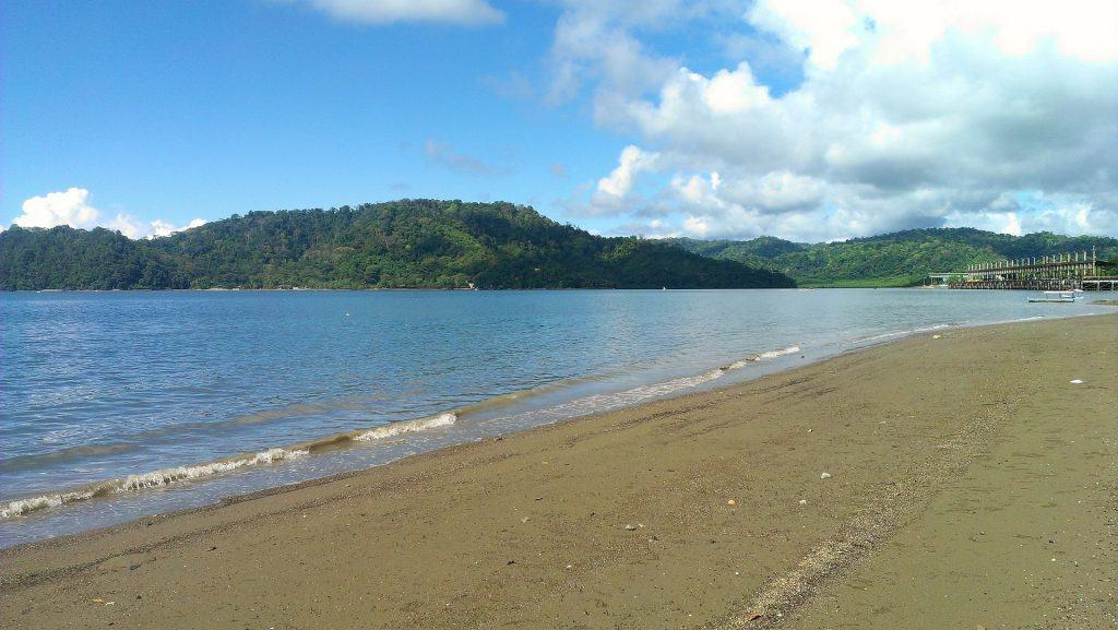 Puerto Jimenez Route im Naturschutzgebiet La Fortuna Costa Rica