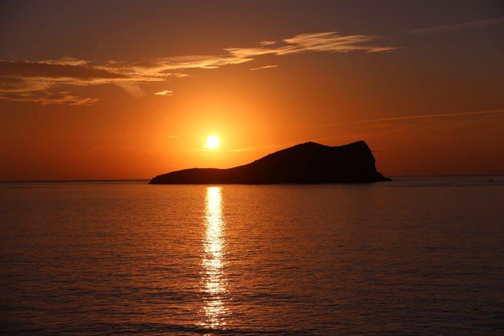 San Antonio Closing auf Ibiza und die schönsten Sonnenuntergänge