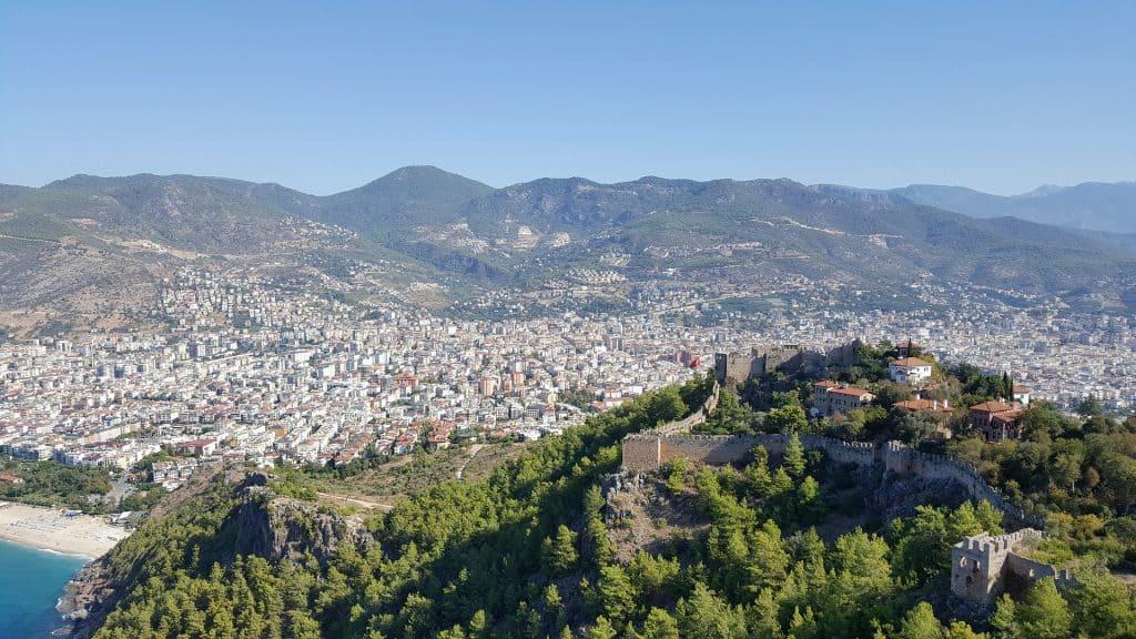 Türkische Riviera willkommen in Alanya das Badeparadies für Familien & Paare