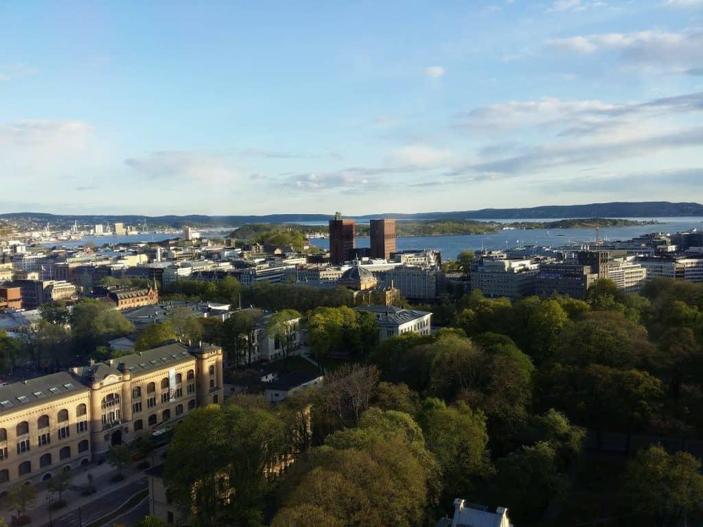 Urlaub in der Hauptstadt Norwegens