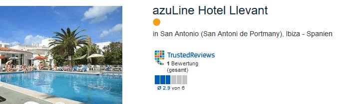 azuLine Hotel Llevant - Pauschalreise