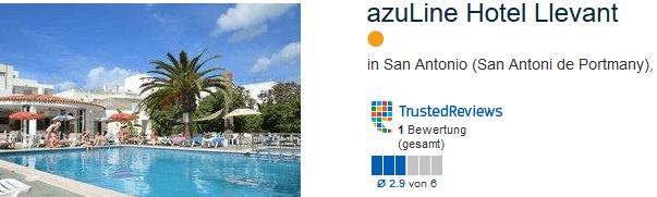 azuLine Hotel Llevant San Antoni de Portmany