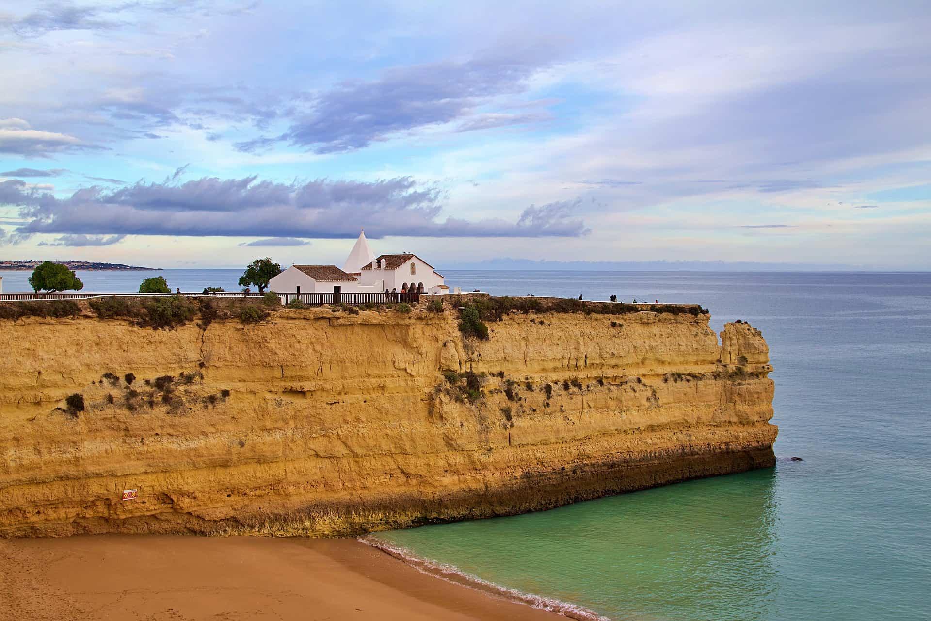 Algarve Urlaub - Albufeira hat meiner Meinung nach die schönsten Buchten in Portugal
