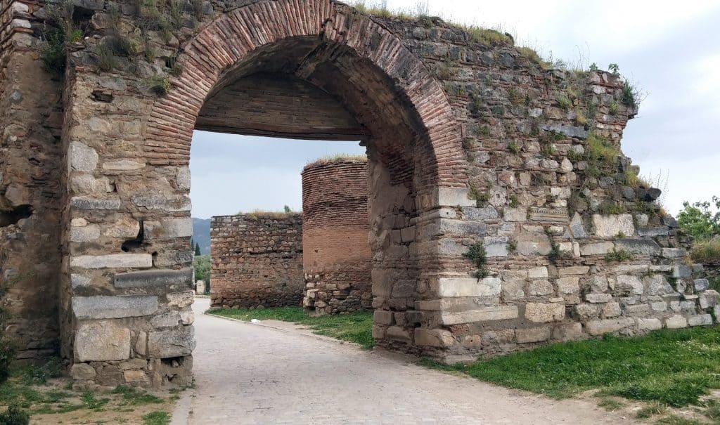 Auch hier findet man Reste aus der Römer Zeit
