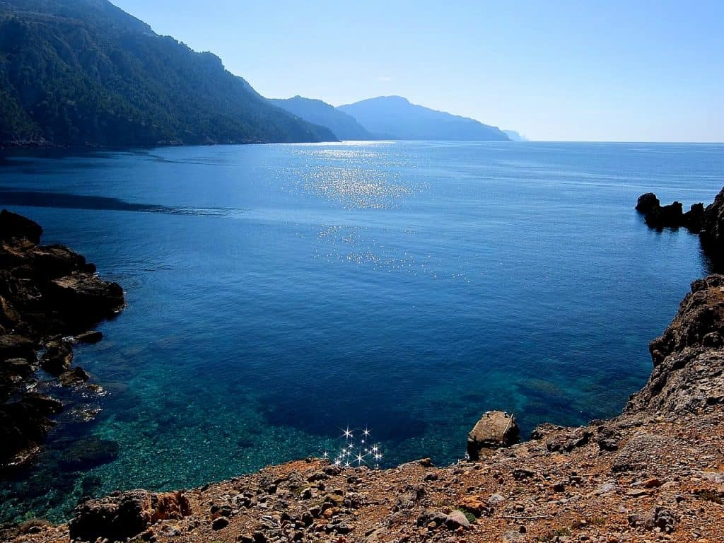 Das Mittelmeer von seiner schönsten Seite auf den Balearischen Inseln