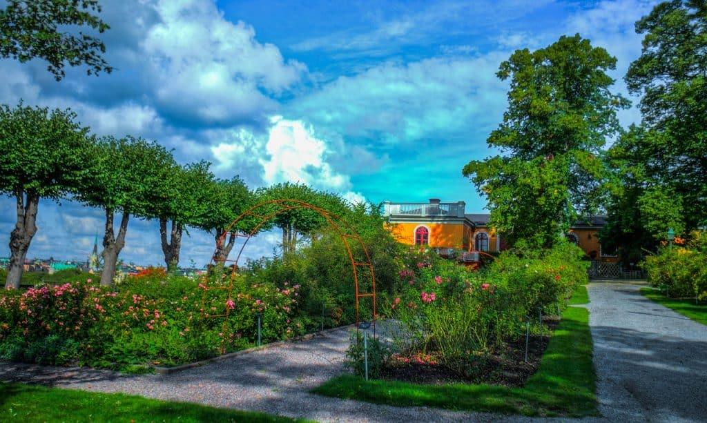 Der Skansen Park wer länger als ein Wochenende bleibt sollte hier aufjedenfall mal durch laufen